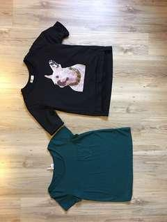 Oversize tee for S