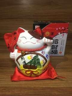 Japanese style 招财猫 cat design Peggy bank