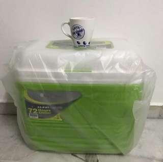 32 Liters Ice Box Cooler Box