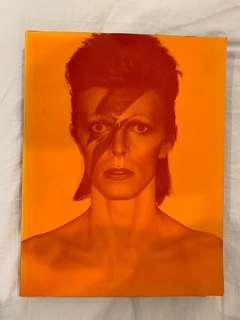 David Bowie is Inside Limited edition Coffee Table Book