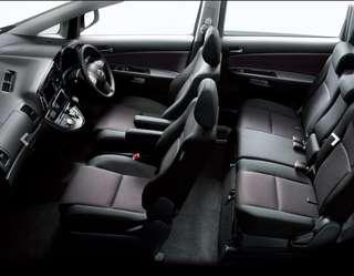 Toyota Wish 1.8 Standard Sports Auto