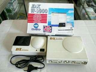 PF VHF / UHF TV ANTENNA BOOSTER DX-W9900 (BEST QUALITY)