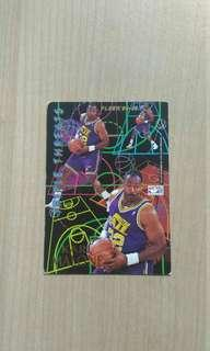 Karl Malone Card