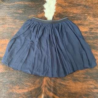 Uniqlo Skaters Pleated Skirt
