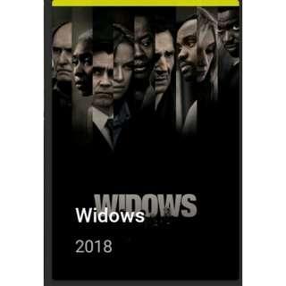Widows(2018)