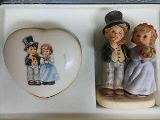 德國最靓陶瓷公仔求婚介指盒