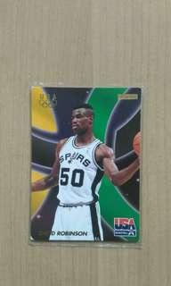 David Robinson Card