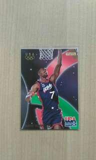 David Robinson USA Card