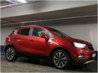 OPEL MOKKA X 1.6 CDTI 6AT (LED)