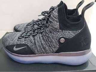 """Sepatu Basket Nike Zoom Kevin Durant 11 """"KD11"""" Cool Grey"""