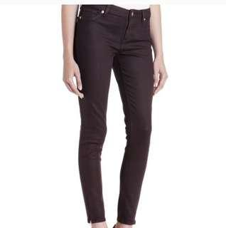 Ted Baker Anna Wax Coated Jeans - Size 25