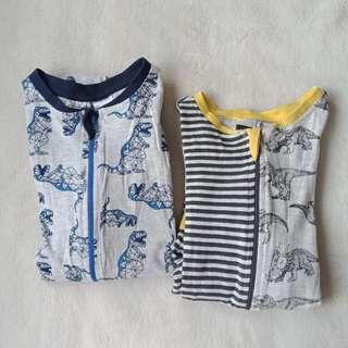 Dinosaur Pajamas, size 4