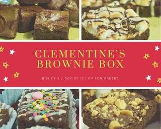 BROWNIES XMAS GIVEAWAYS