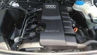 2006 AUDI A6 2.0T