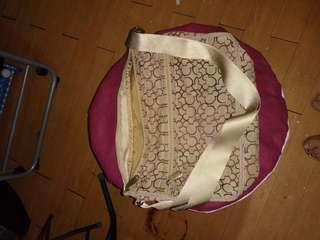 米奇老鼠圖案型斜咩袋