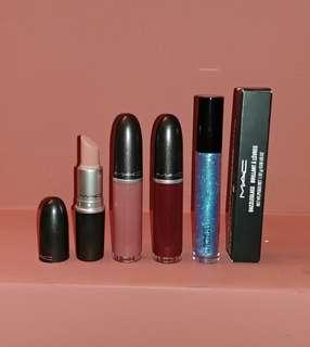 MAC Lip Bundle