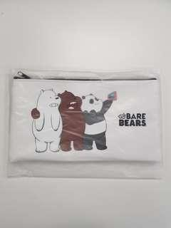 We Bare Bears Currency Pouch