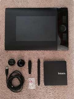 WACOM INTUOS 4 Digital Tablet (Medium)