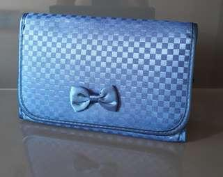 Cosmetic Pouch with Mirror