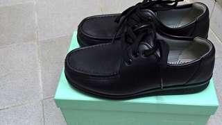 DR KONG 女裝 黑色 39號 護士鞋 飲食業 酒店業 防滑 舒適 護士鞋