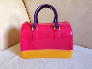 FURLA Fuschia Candy Bag (Replica)
