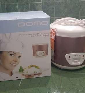 DOMO Rice Cooker 3in1
