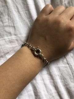 Anchor buoy bracelet