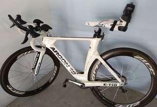 Argon 18 E-116 Road Bike Triathlon Bike