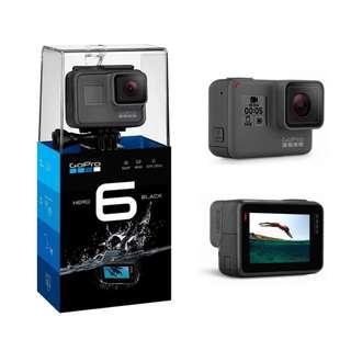Selling: GoPro Hero 6 BLACK U.P. $595 (used only 2 times lol)