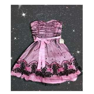 Princess SatinTulle Lilac Party dress size 8