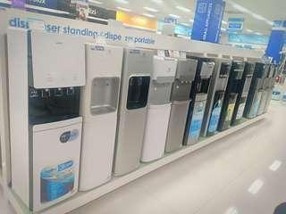 Cicilan dispenser cukup bayar 199rb aja