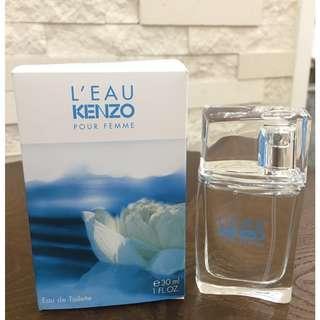KENZO 水之戀女性淡香水(有盒無塑封) (30ml) Kenzo L'EAU PAR