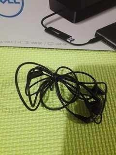 Original blackberry headset