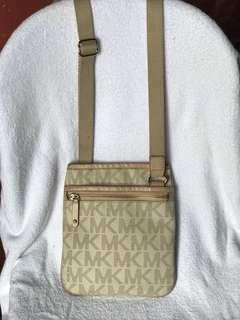 Authentic micheal kors sling bag