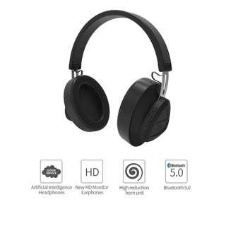 🚚 Bluedio TM wireless bluetooth headphone with microphone