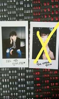 WTS Seventeen Wonwoo PC