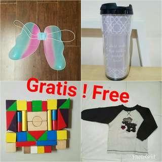 gratis #tisgratis #free