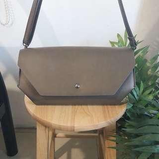‼️REPRICED Long Satchel Bag