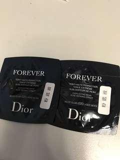 Dior forever foundation 粉底