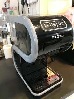 捷榮咖啡機