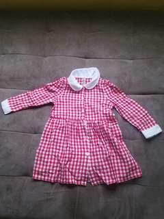 Dress 1-2 tahun