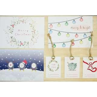 Christmas Cards & Tags Pack