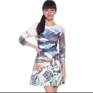 Love Bonito LB Alvetia Dress (Size L)