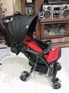 Stroller chris ollin reversible