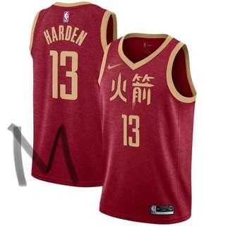 Harden Jersey on stock M size