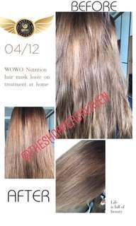WOUWOU Hair Mask & Hair Essential Oil