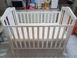 嬰兒床-Chicco BeBe' AMICO