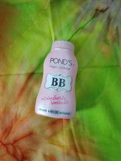 BB Ponds Magic Powder Bedak Tabur Ponds