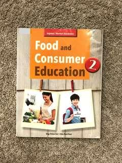Sec 2 Food and Consumer Education
