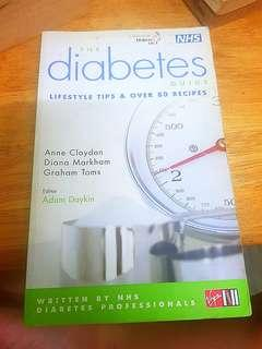 NHS Diabetic Lifestyle and Recipe book #DEC50